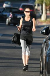 Teri Hatcher Out and about in Los Angeles
