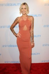 Tina Louise At Animal Equality Global Action Annual Gala - Los Angeles