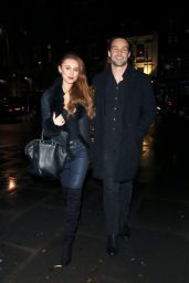 Una Healy At Mahiki Kensington in London