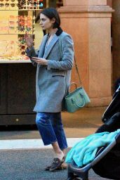 Willa Holland Shopping at the Grove in Hollywood