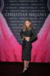 Willow Shields At Christian Siriano