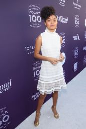 Yara Shahidi At The Hollywood Reporter