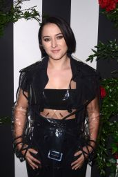 Zelda Williams At LAND of Distraction Launch Event in Los Angeles