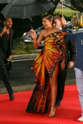 Zendaya Coleman At Red Carpet for Premiere of THE GREATEST SHOWMAN in Sydney