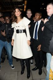 Zendaya Coleman Out in London