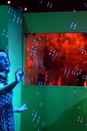 Zoe Lister-Jones At Refinery29 29Rooms Los Angeles Turn It Into Art at ROW DTLA in Los Angeles