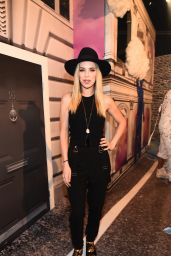 ZZ Ward At Refinery29 29Rooms Los Angeles Turn It Into Art at ROW DTLA in Los Angeles
