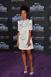 Aisha Dee At Disney & Marvel