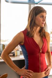 Alexandra Daddario - Baywatch (2017) Movie Promos
