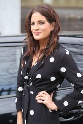 Alexandra Felstead At the ITV Studios