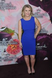 Alison Sweeney At Hallmark Channel All-Star Party at the TCA Winter Press Tour in Pasadena