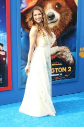 "Allison Holker At ""Paddington 2"" L.A. Premiere held at the Regency Village Theatre in Los Angeles"