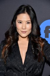 Ally Maki At Freeform Summit, Arrivals, Los Angeles