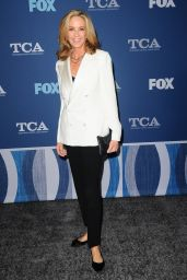 Ally Walker At FOX Winter TCA 2018 All-Star Party held at The Langham Huntington Hotel in Pasadena