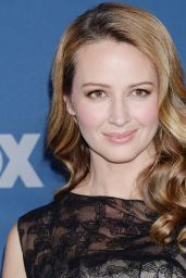 Amy Acker At Fox All-Star Party at 2018 Winter TCA Tour in Pasadena