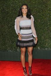 Annie Ilonzeh At 49th NAACP Image Awards, Los Angeles