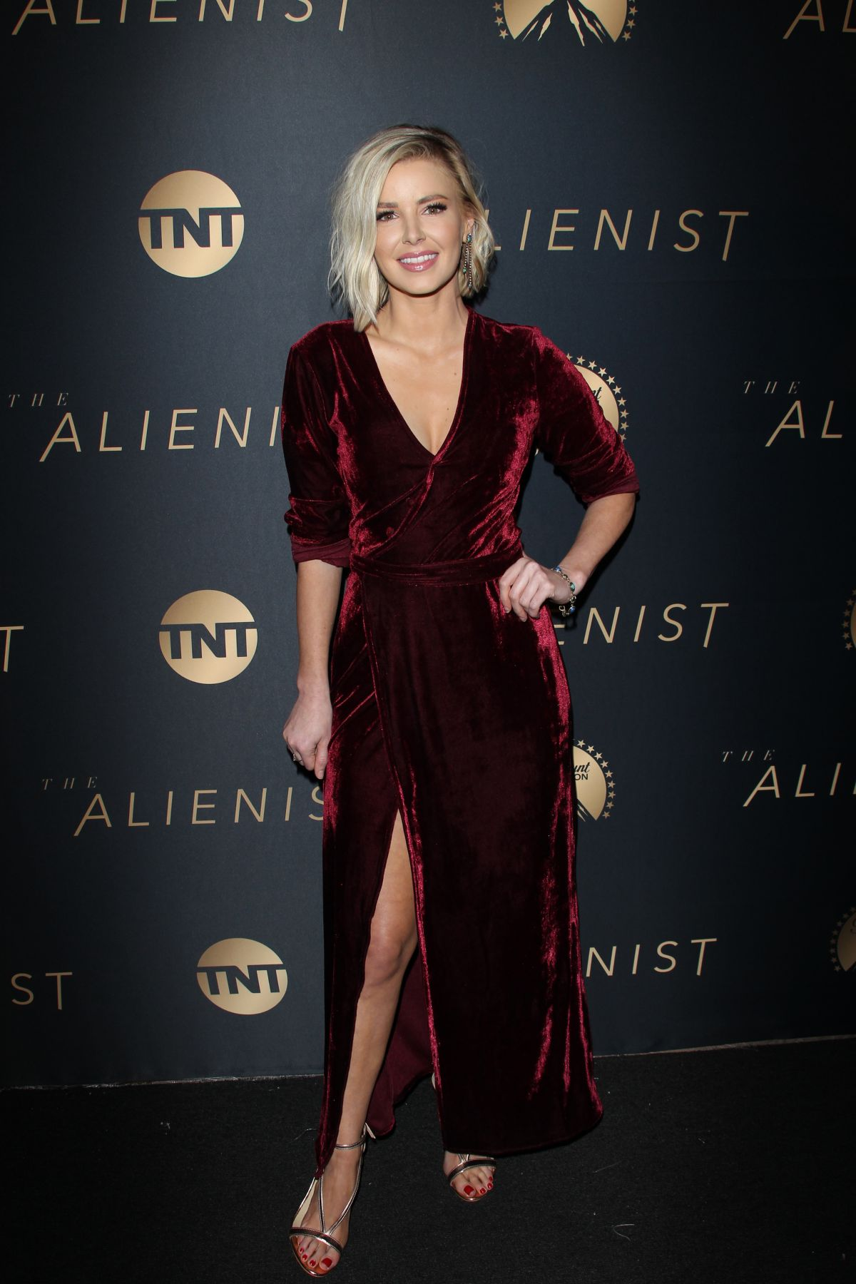 Ariana Madix At The Alienist Premiere in Los Angeles