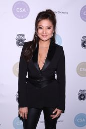 Ashley Park At Casting Society of America