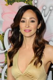 Autumn Reeser At Hallmark Channel All-Star Party at the TCA Winter Press Tour in Pasadena