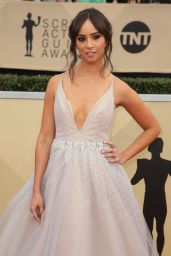 Britt Baron At 24th Annual Screen Actors Guild Awards, Los Angeles