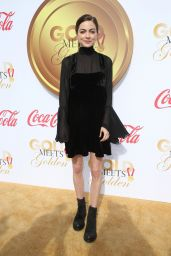 Caitlin Carver At 5th Annual Gold Meets Golden in LA