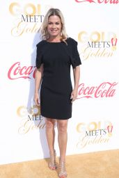Cat Cora At 5th Anniversary of Gold Meets Golden at The House On Sunset in West Hollywood