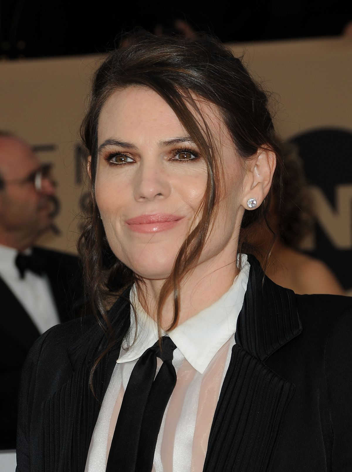 Clea DuVall At 24th Annual Screen Actors Guild Awards, Los