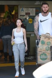 Danielle Bregoli Goes grocery shopping in Los Angeles
