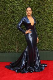 Demetria McKinney At 49th NAACP Image Awards, Los Angeles