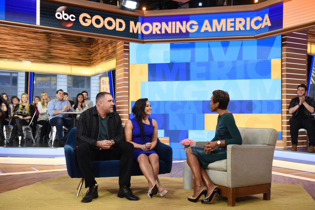 Good Morning America Nyc : Demi lovato appearance on abc s good morning america in