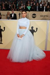 Diane Guerrero At 24th Annual Screen Actors Guild Awards in Los Angeles