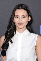 Eline Powell At Freeform Summit, Arrivals, Los Angeles