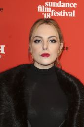 "Elizabeth Gillies At ""Arizona"" Premiere at Sundance Film Festival in Park City"