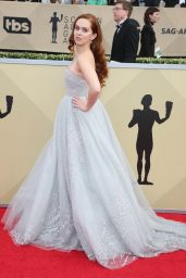 Elizabeth McLaughlin At 24th Annual Screen Actors Guild Awards, Los Angeles