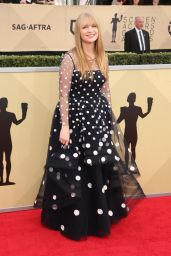Emily Tarver At 24th Annual Screen Actors Guild Awards, Los Angeles