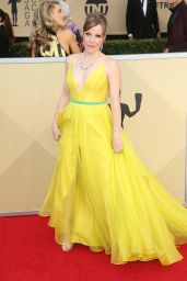 Emma Myles At 24th Annual Screen Actors Guild Awards, Los Angeles
