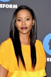 Erika Alexander At Freeform Summit, Arrivals, Los Angeles