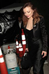 Francesca Eastwood Attend Golden Globe after party at La Dolche Vita ,in Beverly Hills