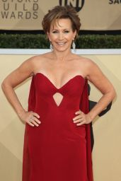 Gabrielle Carteris At 24th Annual Screen Actors Guild Awards, Los Angeles
