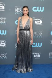 Gal Gadot At The 23rd Annual Critics