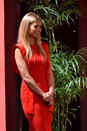 Gwyneth Paltrow At Producers Guild Awards, Arrivals, Los Angeles
