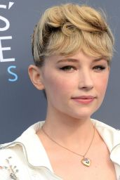 Haley Bennett At The 23rd Annual Critics