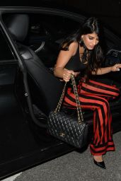 Jasmin Walia At Sheesh restaurant in Chigwell