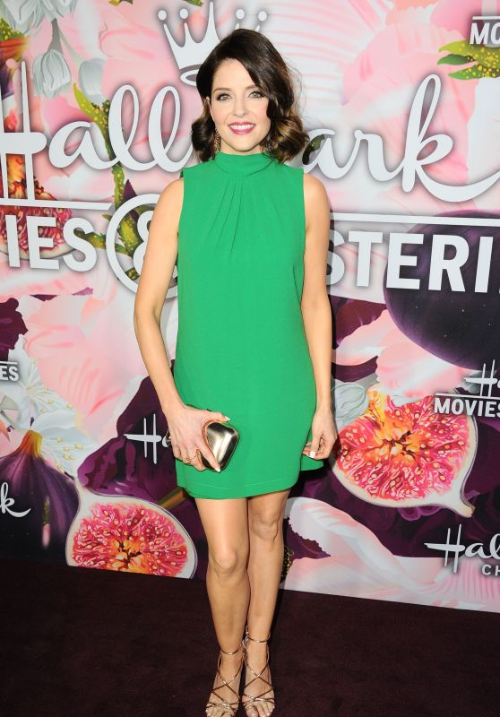 Jen Lilley At Hallmark Channel All-Star Party, Arrivals, TCA Winter Press Tour, Los Angeles