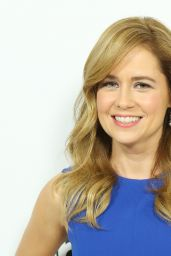 Jenna Fischer At Disney ABC TCA winter press tour in Pasadena