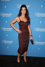 Jennifer Bartels At Paramount Network Launch Party, Arrivals, Los Angeles