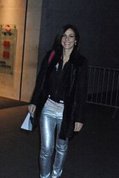 Julia Bradbury Seen leaving the BBC Broadcasting House in London