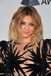 """Julia Michaels At """"Clive Davis and Recording Academy Pre-Grammy Gala"""" NY"""