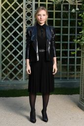 Julia Roy At Chanel Show at Spring/Summer 2018 Haute Couture Fashion Week in Paris
