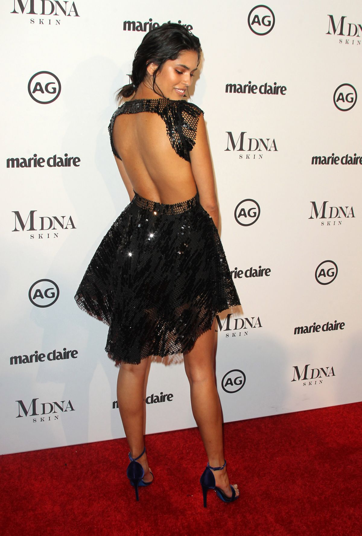 Juliana Herz At Marie Claire Image Makers Awards, Arrivals, Los Angeles